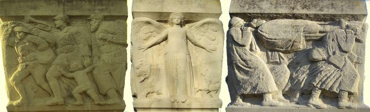 Monument aux morts de Moissac
