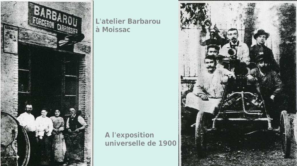 Deux photos Barbarou